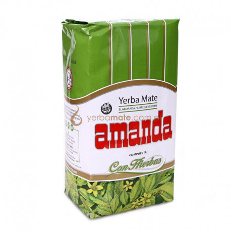 amanda hierbas 500g