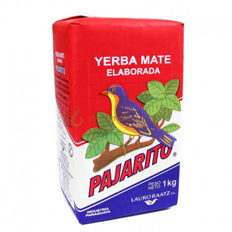 Pajarito Tradicional 1kg (2 x 500 g)