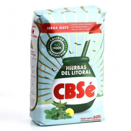 CBSe Hierbas del Litoral 500g