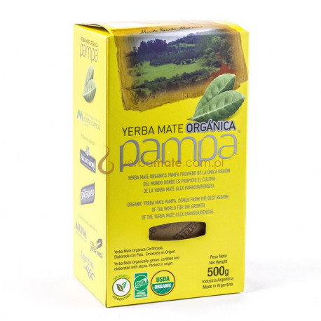 Pampa Organica 500g