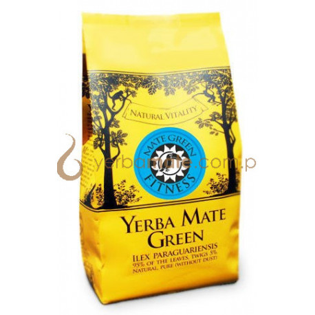 Mate Green Fitness 400g