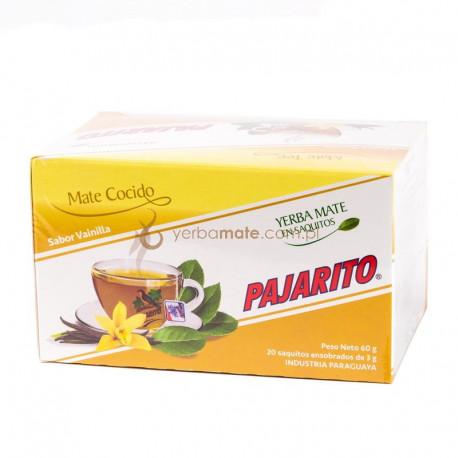 Pajarito w saszetkach waniliowa 60g