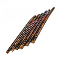 Bombilla Bambus Art