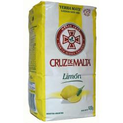 Cruz de Malta Limon 500g