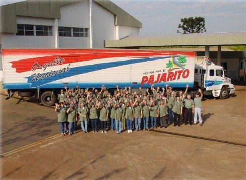 Pracownicy firmy Pajarito