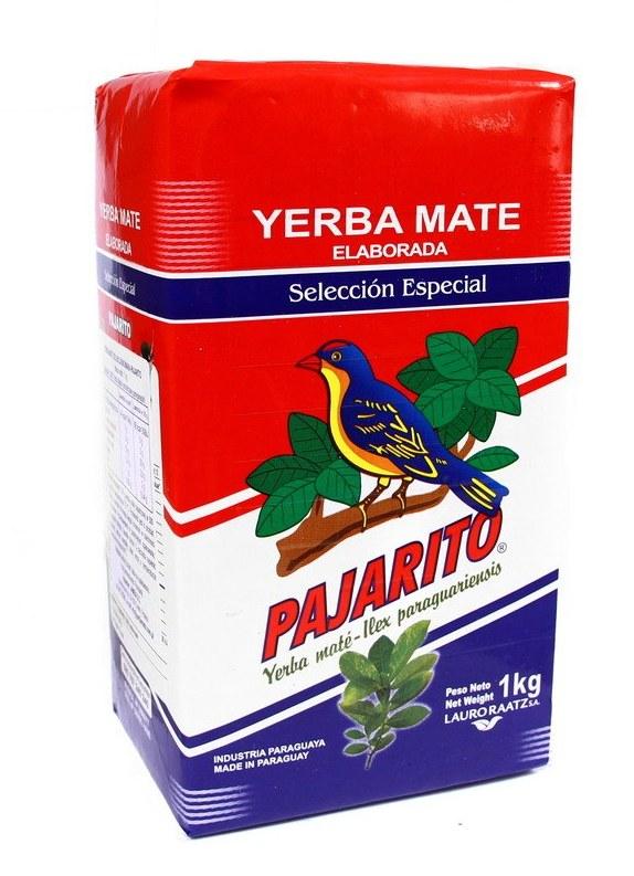 Yerba Mate Pajarito Especial 1kg