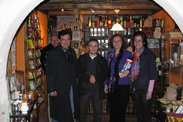 herbaciarnia w Krakowie